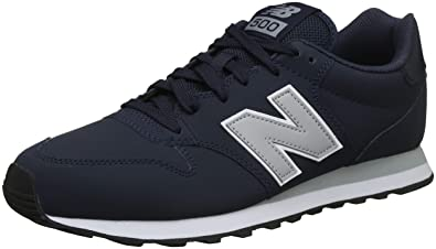 new balance gm 500 bleu