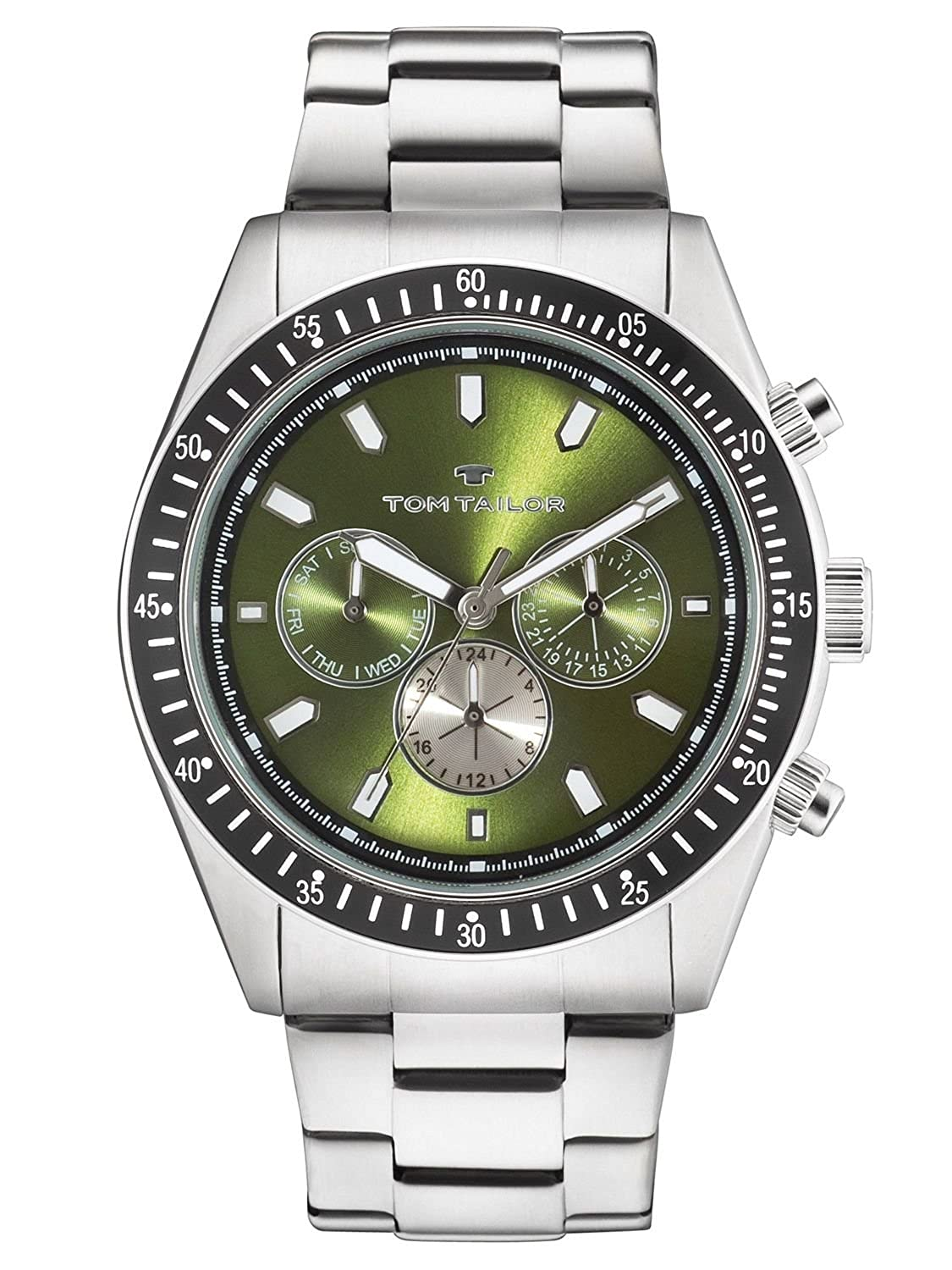 Tom Tailor Multifunktion Herrenuhr 5416602