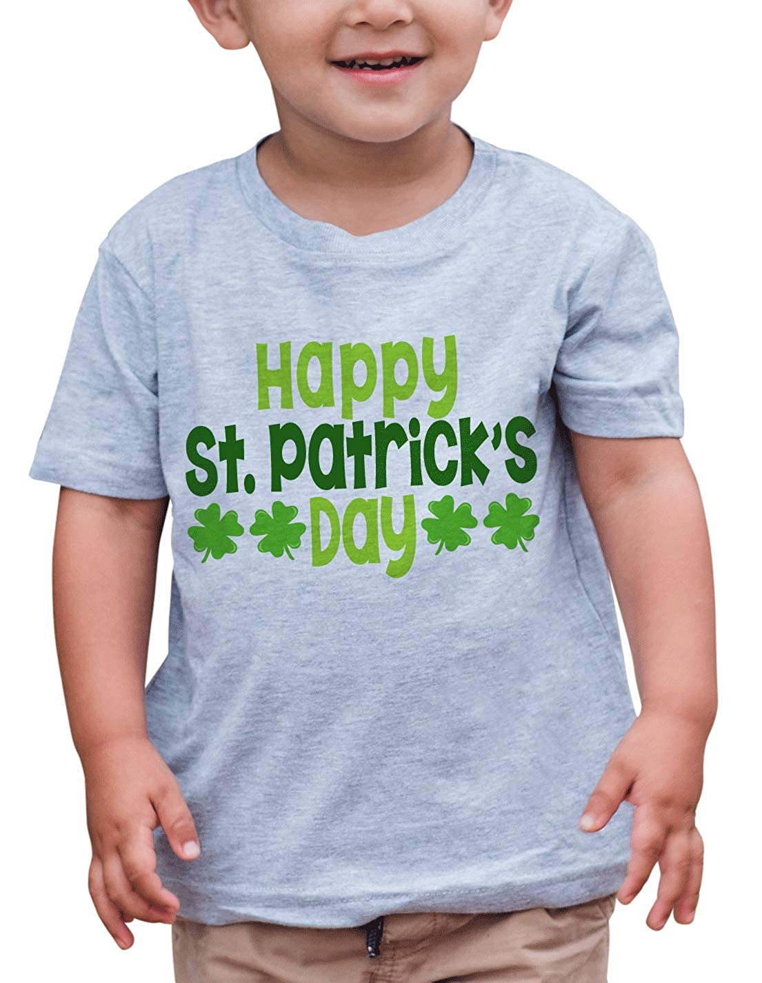 Patricks Day T-Shirt 7 ate 9 Apparel Kids Happy St