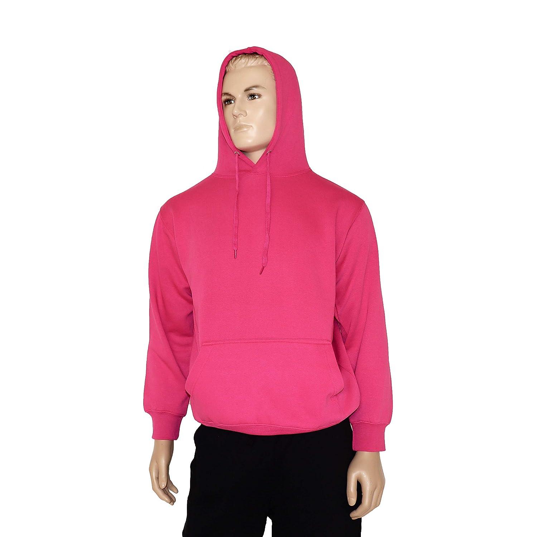 Knight Mens Heavy Blend Fleece Hooded Sweatshirt