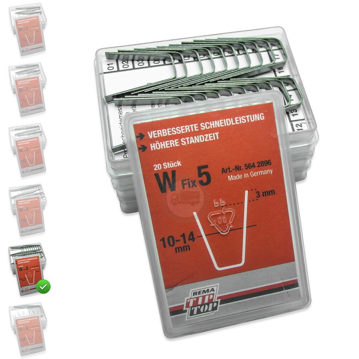 W-FIX 3 ⇢ Schneidemesser 6-8 mm f/ür Reifen-Profilschneideger/äte 5642872
