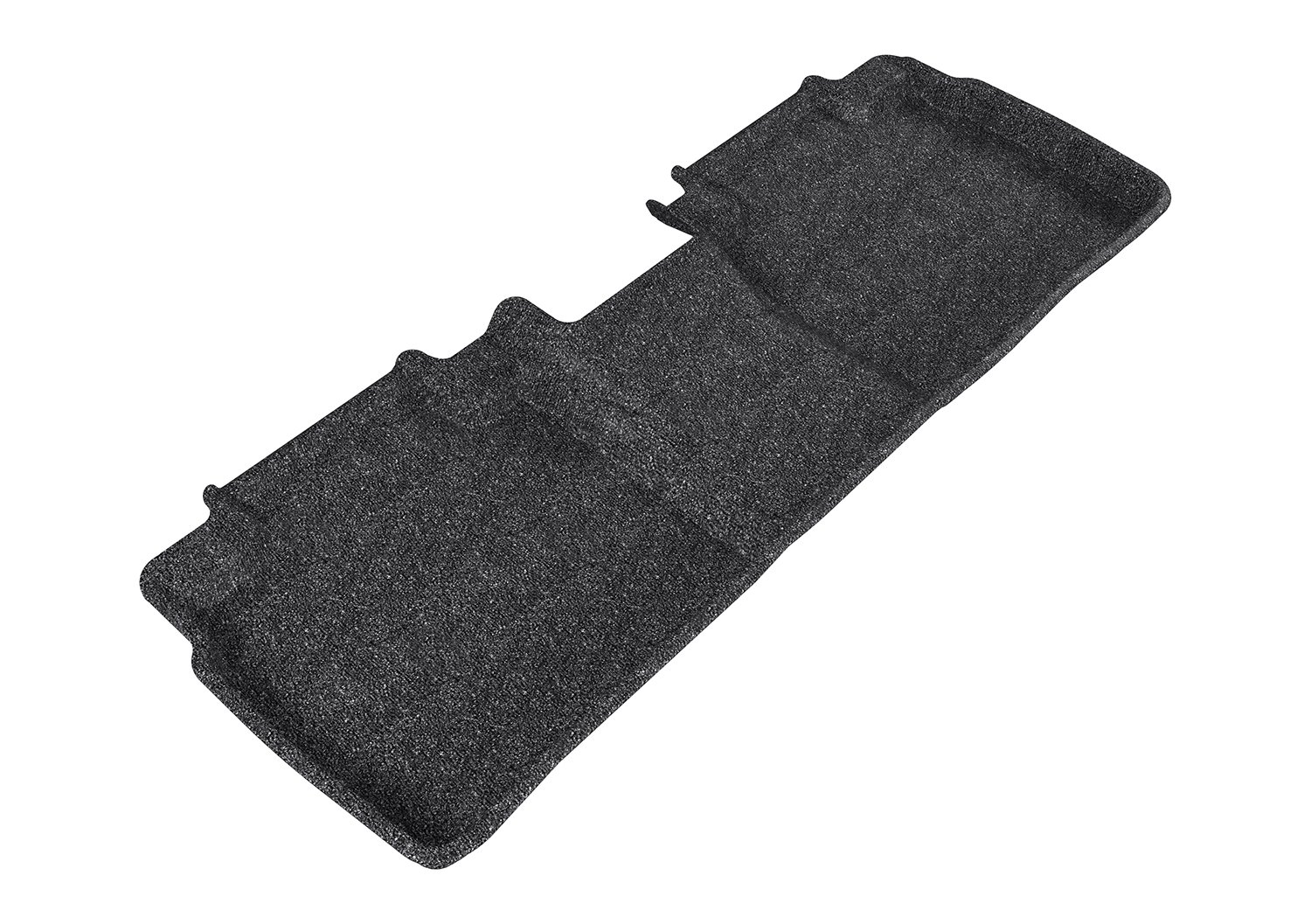 Gray 3D MAXpider Front Row Custom Fit Floor Mat for Select Toyota Camry Models Classic Carpet L1TY08612201
