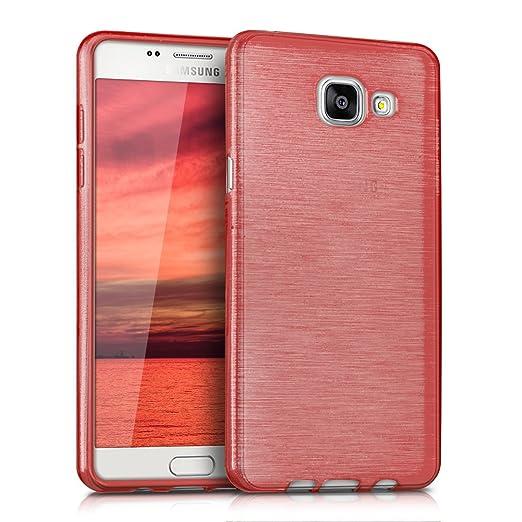 38 opinioni per kwmobile Cover per Samsung Galaxy A5 (2016)- Custodia in silicone TPU- Back case