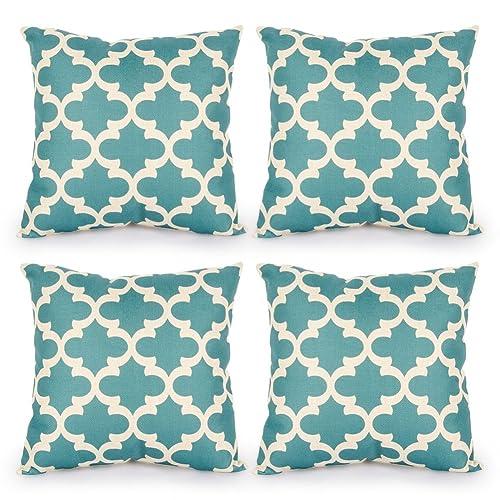 Outdoor Throw Pillows Amazon Co Uk