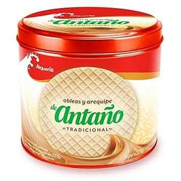 Obleas y Arequipe Alqueria (Tradicional) 320 Grams