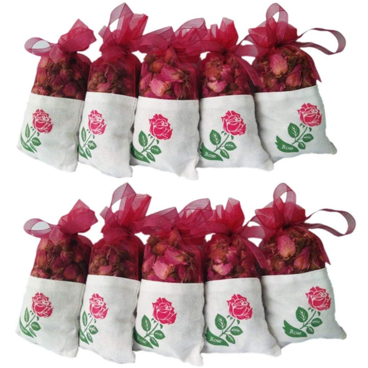 Image result for Aromatic Rose sachet organza