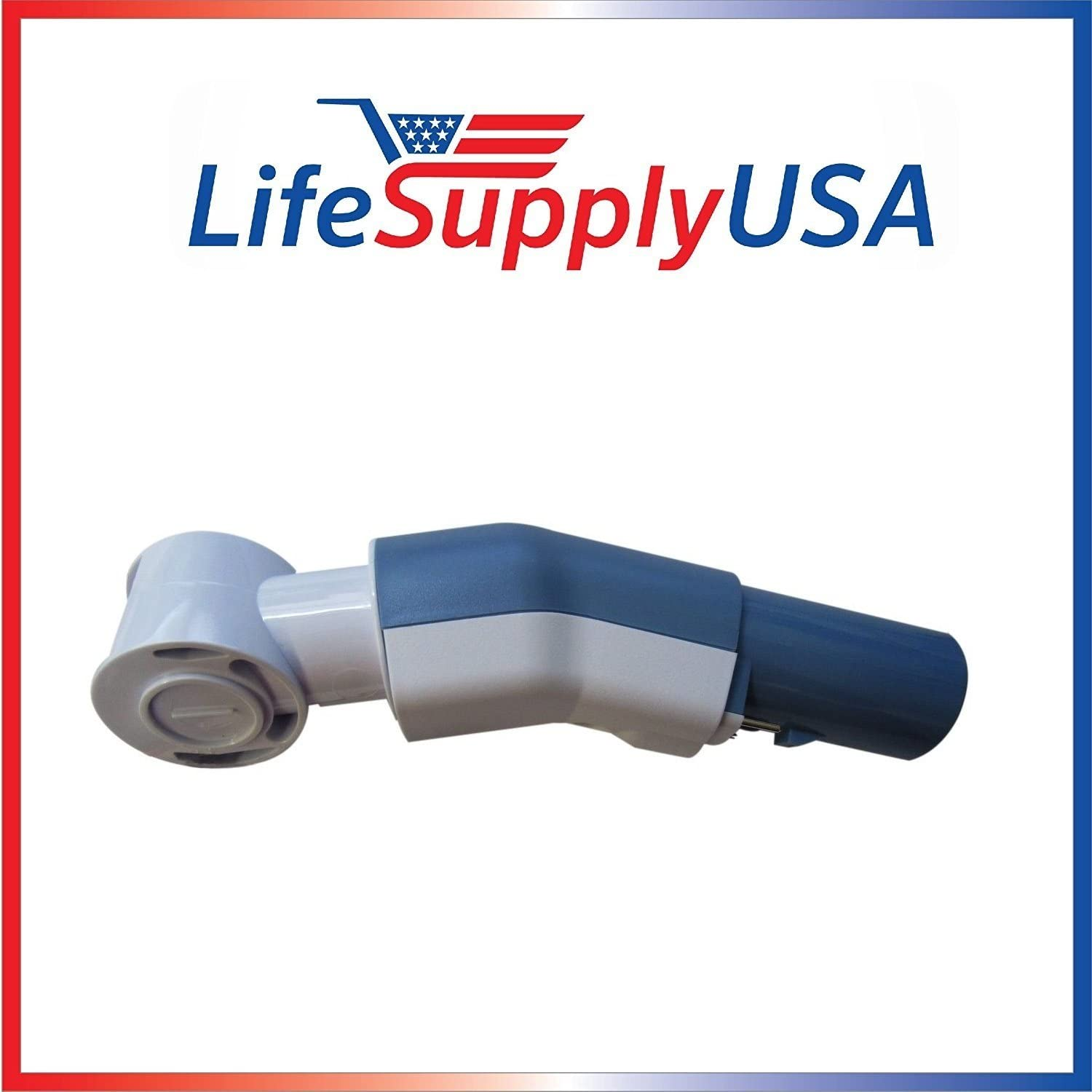 Legacy Guardian 8000 LifeSupplyUSA Replacement Blue Elbow Neck Pivot for Electrolux Aerus Epic 6500 Centralux Vacuum Renaissance 9000