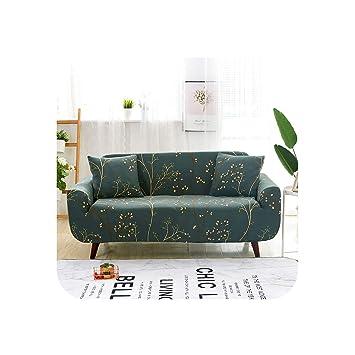 Amazon.com: QianQianStore - Funda elástica para sofá o sofá ...