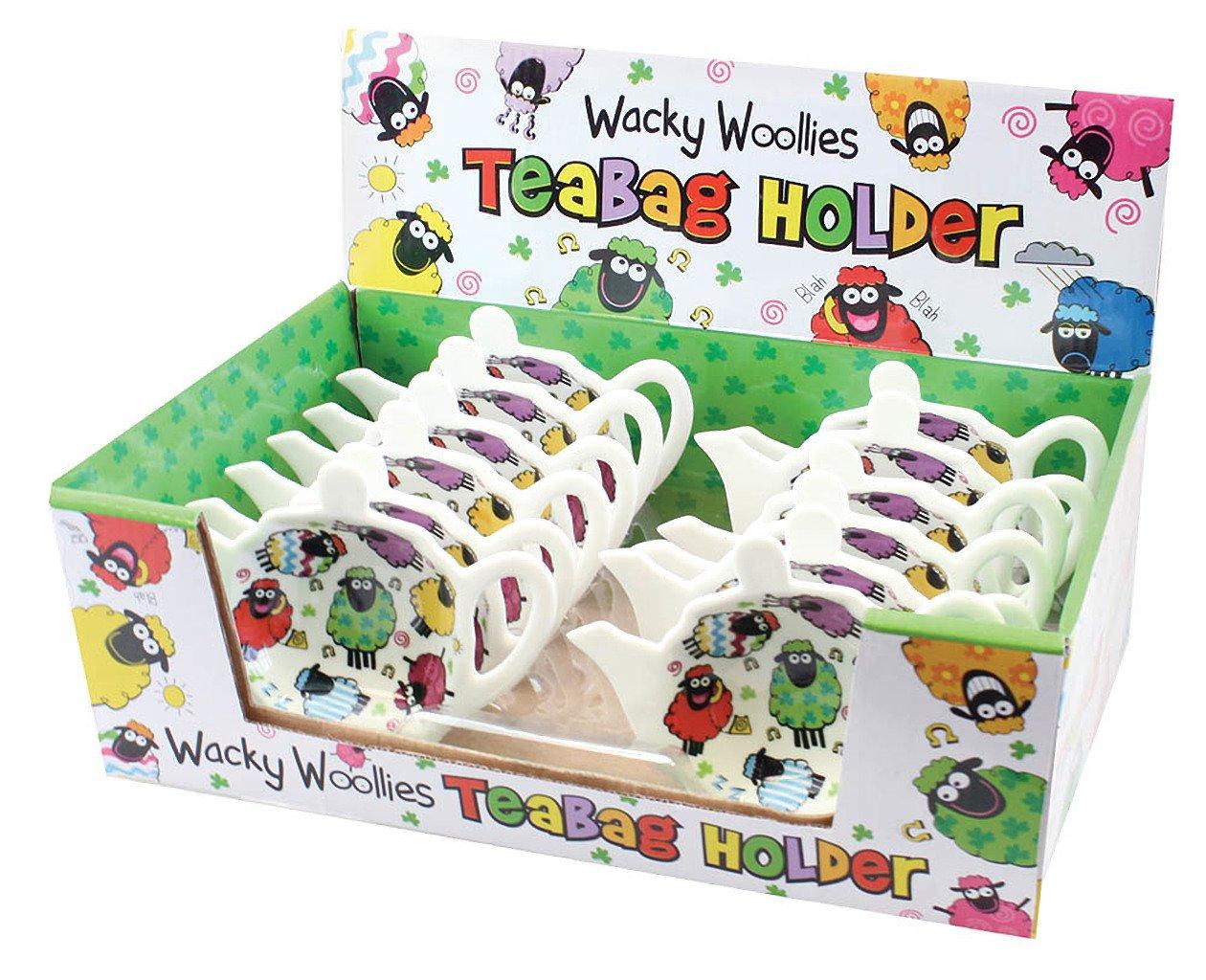 Tea Bag Holder, Wacky Woollies