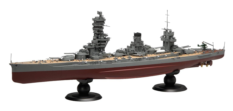 フジミ模型 1/350 艦船シリーズ 旧日本海軍戦艦 扶桑   B0042VKE0E
