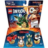 Lego Dimensions Team Pack Gremlins - Edición Standard - Standard Edition