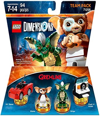 Lego® Dimensions Team Pack 71256 Gremlins Neu