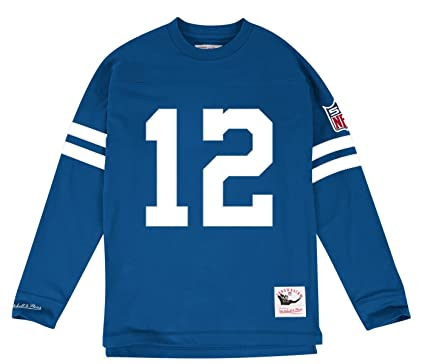 75c2050e7b5 Amazon.com : Mitchell & Ness Roger Staubach Dallas Cowboys NFL Men's ...