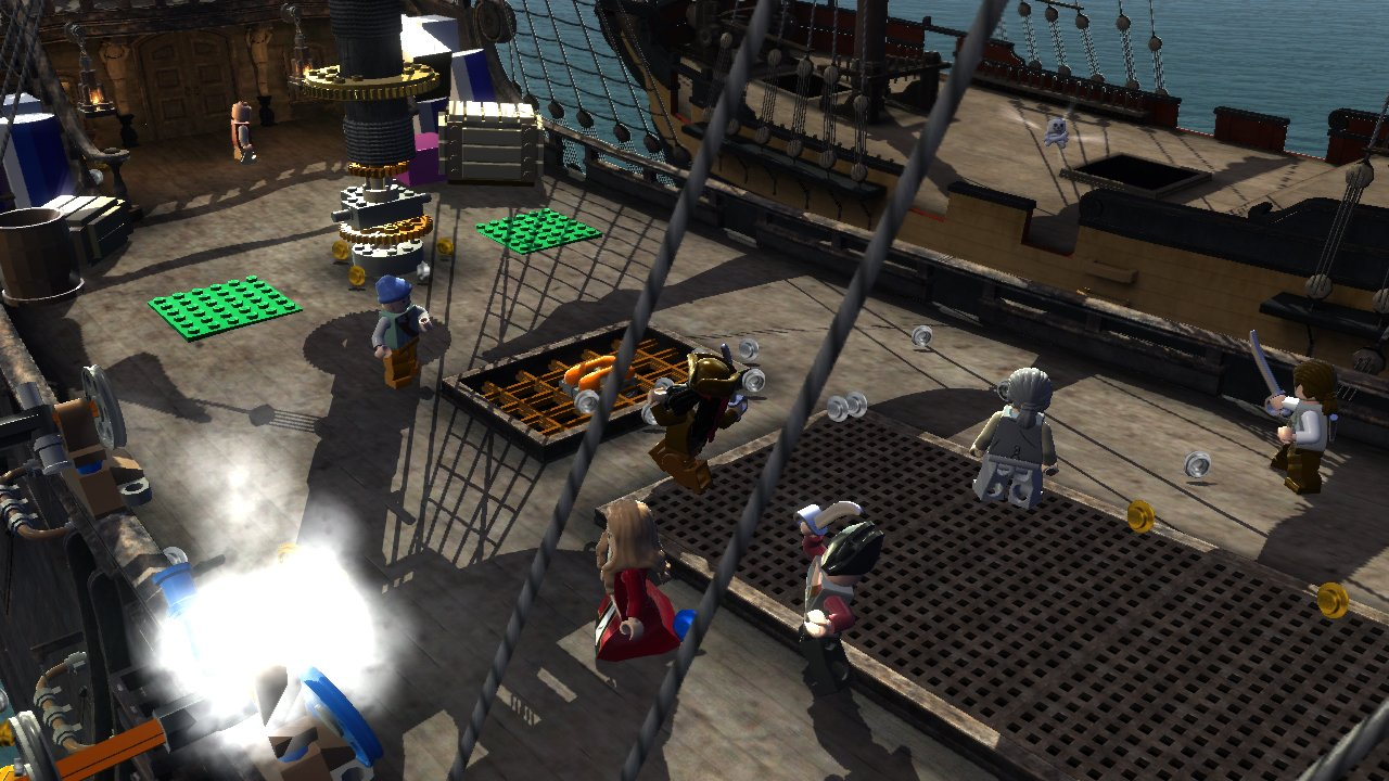 LEGO Pirates of the Caribbean - Xbox 360 by Disney Interactive Studios (Image #8)
