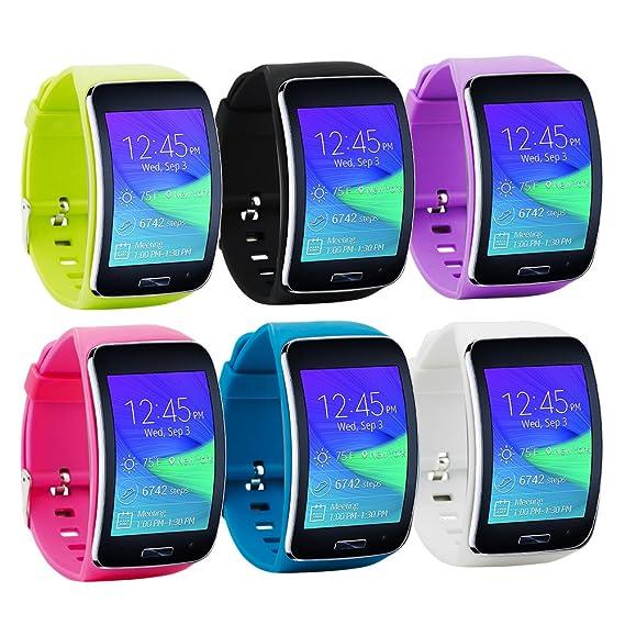 Samsung Galaxy Gear S R750 Reloj Inteligente Reemplazo ...