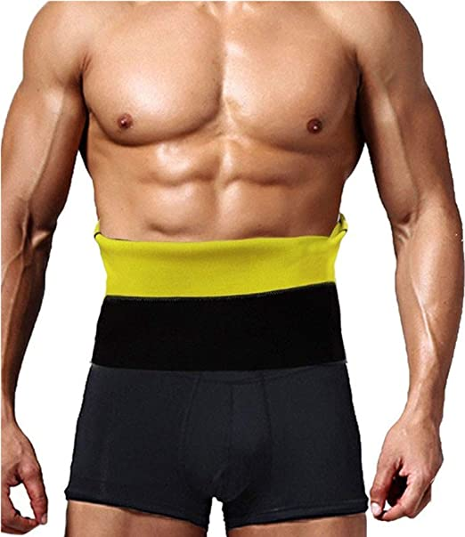 89d59da3e1 Frackkon Hot Body Shaper Slimming Belt Tummy Control Shapewear Stomach Fat  Burner Abdominal Sauna Suit Cincher