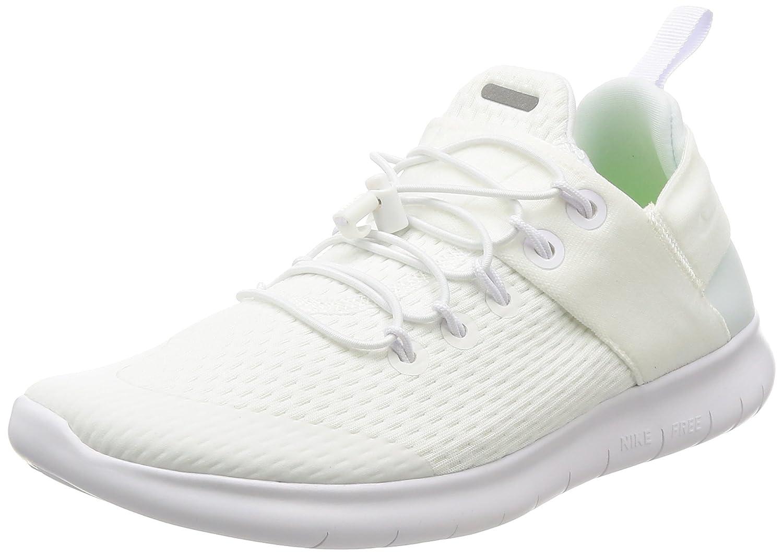 Blanc (Blanc Blanc Blanc) Nike WMNS Free RN CMTR 2017, Chaussures de Running Femme 39 EU