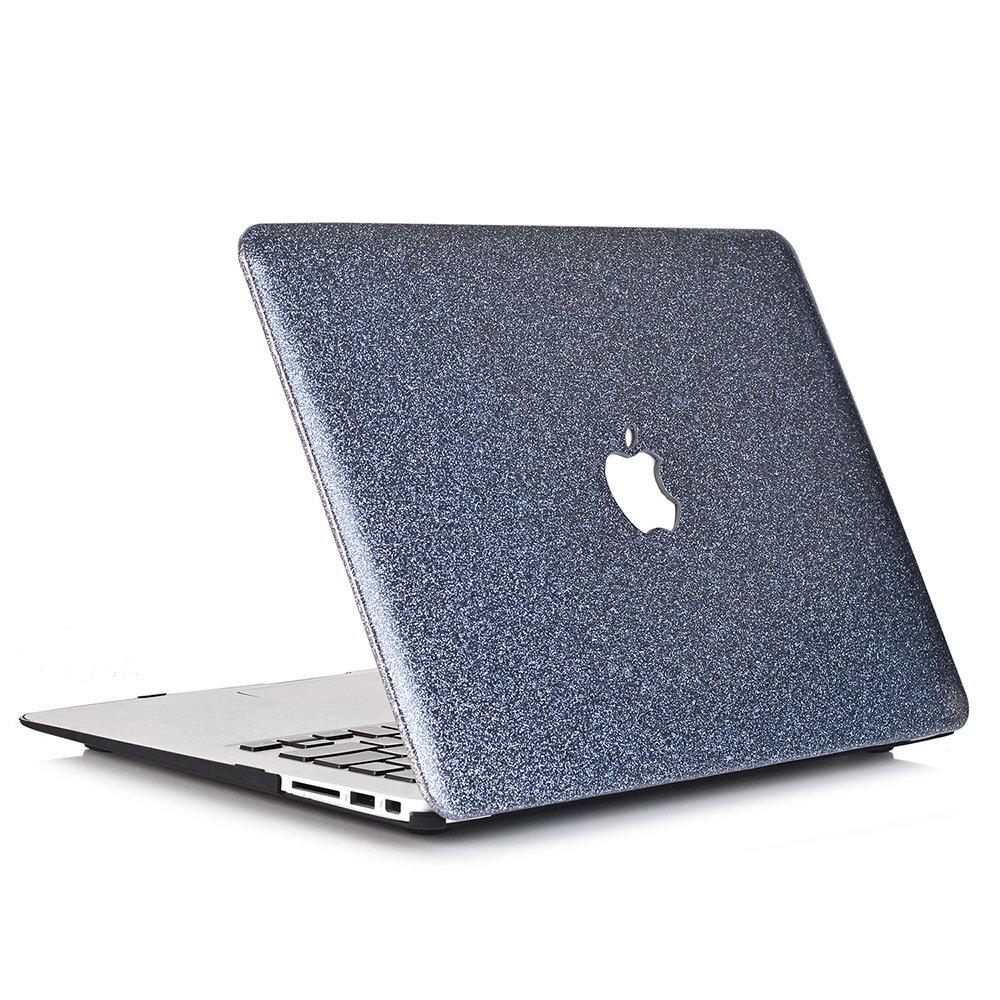 L2W Coque pour Apple MacBook Pro Nouveau 13,3 Pouces avec Touch Bar Mod/èle A1989//A1706 Ordinateur Portable Accessoires Plastique Rigide PU Cuir Protections /étuis,Briller D/ésign ` Vin Rouge