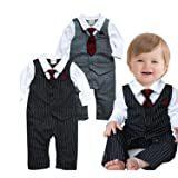 EGELEXY Baby Boy Formal Party Wedding Tuxedo