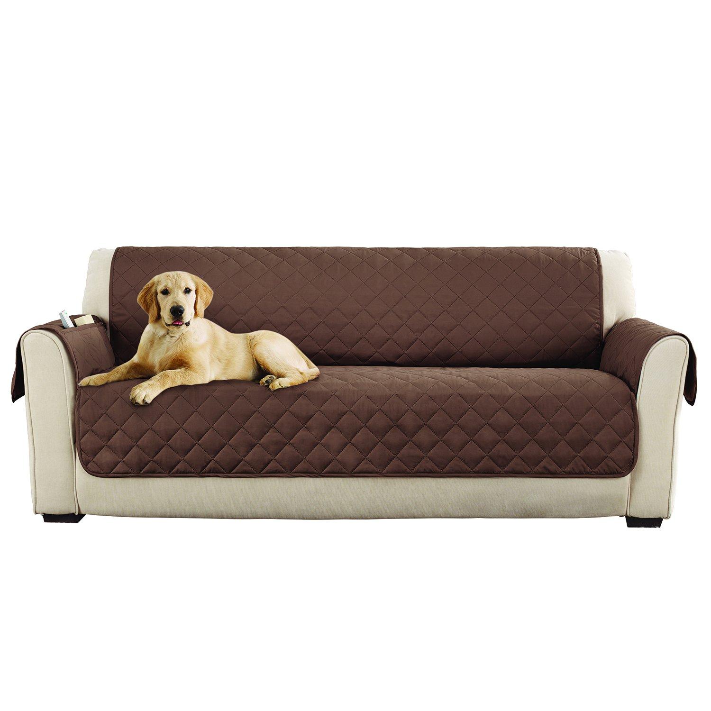Amazon Sure Fit Microfiber Furniture Friend Sofa Slipcover