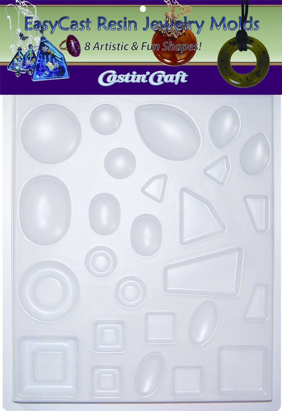 Castin' Craft EasyCast Resin Jewelry Mold