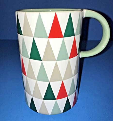 Starbucks Christmas Coffee Mugs.Starbucks 2017 Limited Edition Christmas Tree Mug 12 Oz