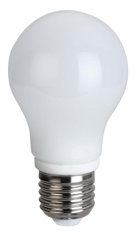 LED E27 5W Warmweiss 2800K - LED Birne - vollverglast - ersetzt. 40W ...
