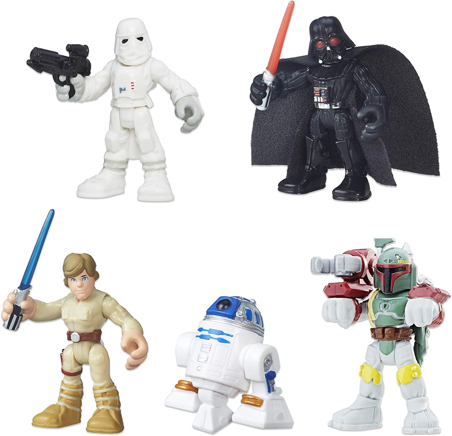 Star Wars Galactic Heroes Multipack (Styles May Vary)