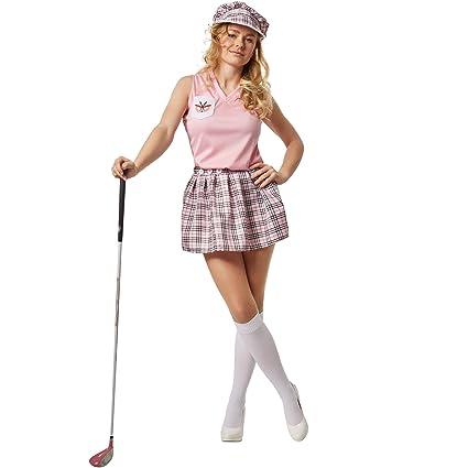dressforfun Disfraz para mujer Golfista | Estilo clásico ...