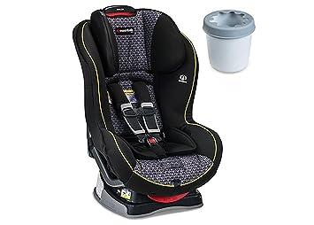 Britax Emblem Convertible Car Seat Pulse With Cup Holder Bundle