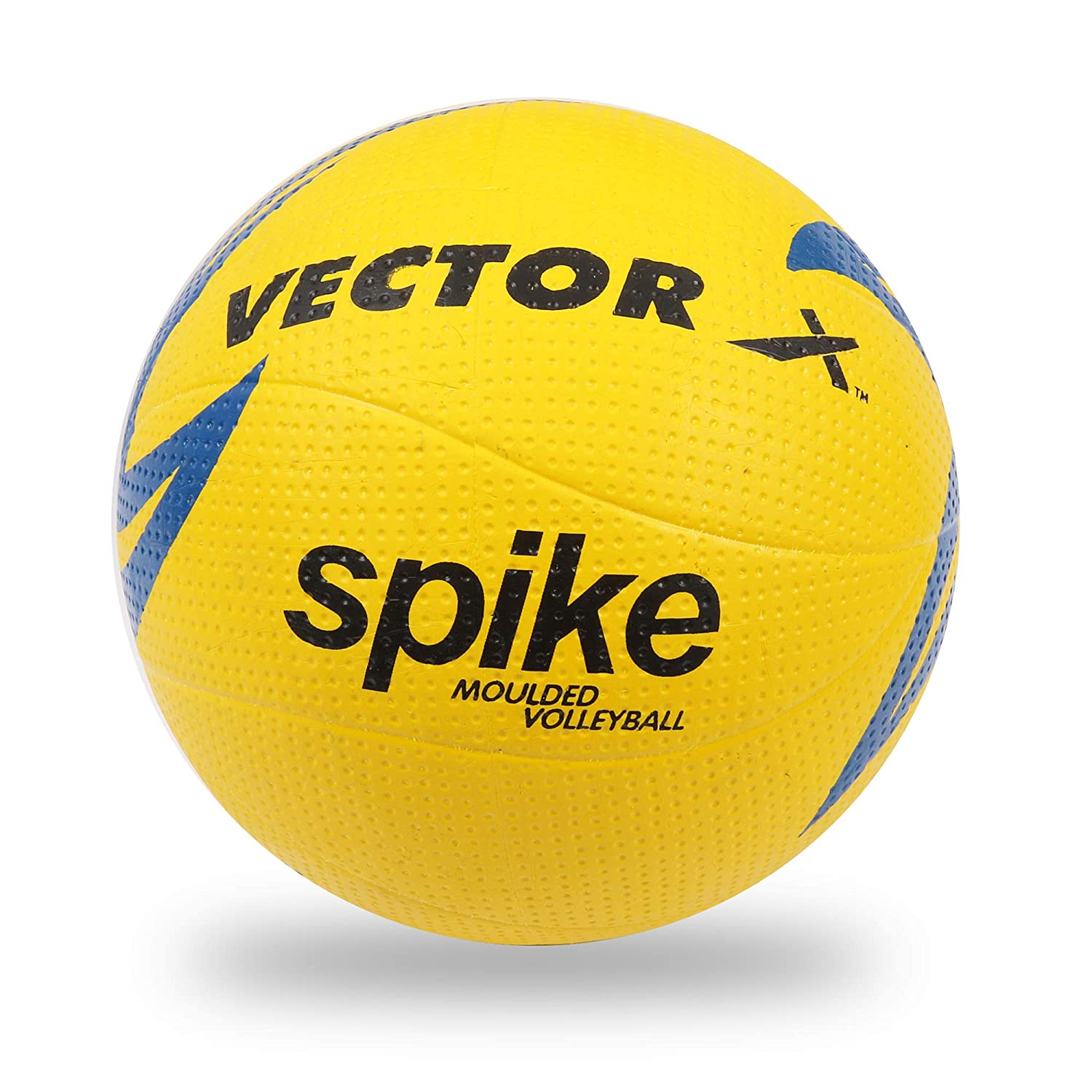Vector Rubber Volleyball (Multicolour)