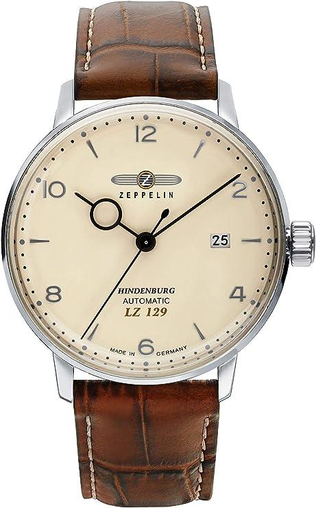 Zeppelin LZ129 Hindenburg 8062-5.: Amazon.de: Uhren