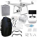 DJI Phantom 4 PRO+ Plus Quadcopter Ultimate Travel Backpack Bundle Package