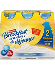 CARNATION BREAKFAST ESSENTIALS, Ready to Drink Meal Replacement, Vanilla, 6x237ml Bottles