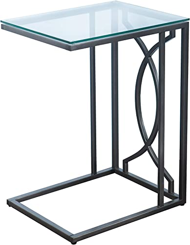 Lane Home Furnishings Chairside C Table