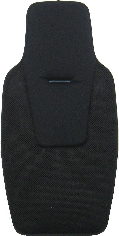 Takata seat cushion back (for takata312-smartfix junior black / orange) AFJBK-004