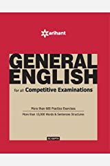 General English for All Competitive Examinations Kindle Edition