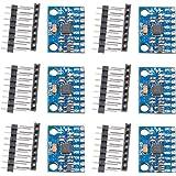 Pack of 3 EK1091x3U Gikfun GY-521 MPU-6050 3 Axis Accelerometer Gyroscope Module 6 DOF 6-axis Accelerometer Gyroscope Sensor Module for Arduino DIY