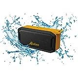 Hudson Bocina Bluetooth inalámbrica, portatil, Resistente a Golpes y Agua IPX7, Entrada Auxiliar, batería de Larga duración,