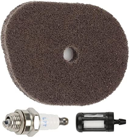 Air Filter For Stihl FS40 FS50 FS56 FS70 FS56C Trimmer 4144-124-2800 Tune Up Kit