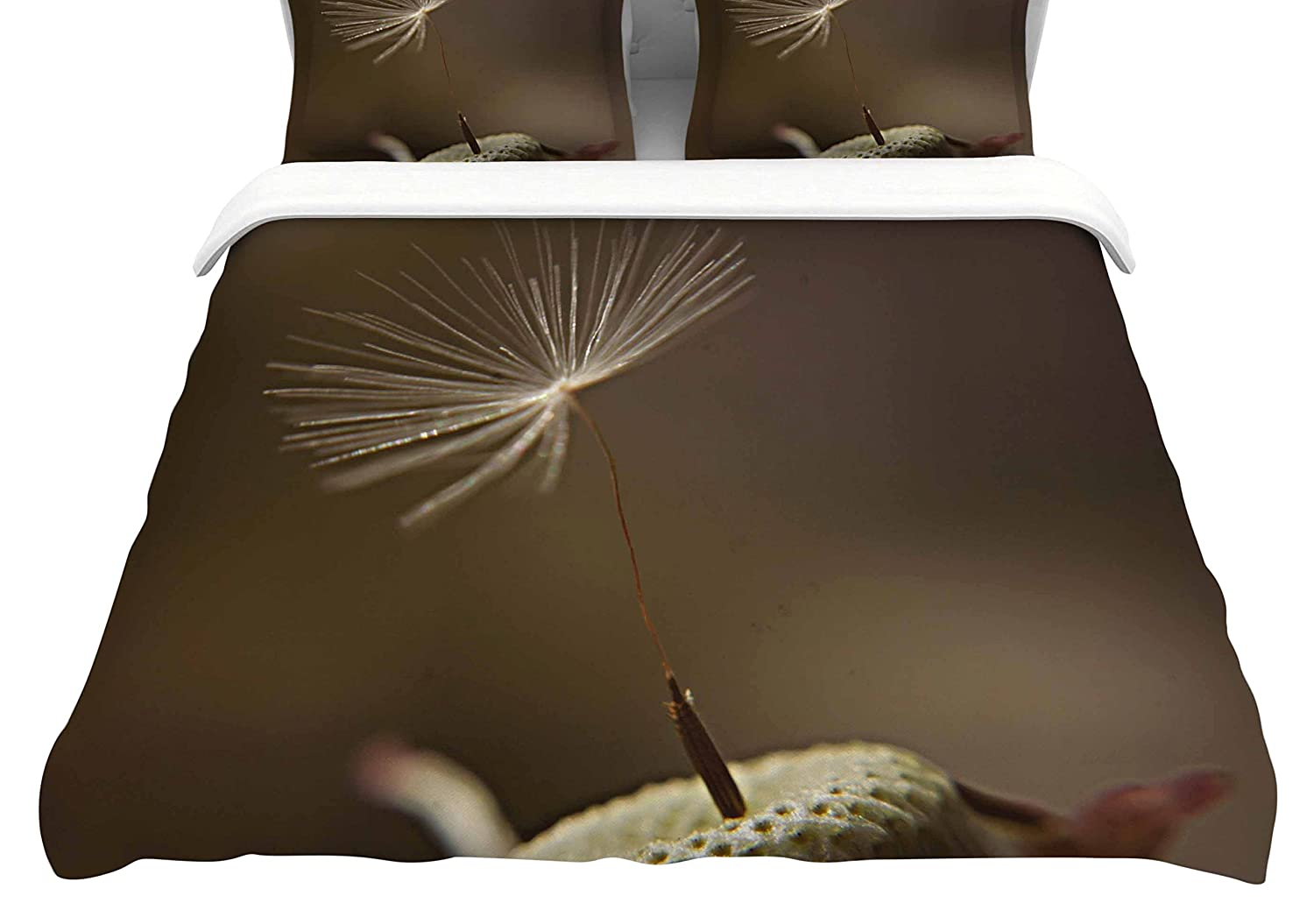Kess InHouse Angie Turner One Wish Featherweight Queen Duvet Cover, 88 x 88,