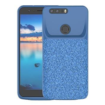 Funda Huawei Honor 8, Scheam 4700mAh Alta Capacidad Estuche ...