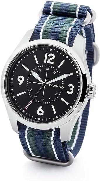 orologio solo tempo uomo Brosway W2 casual cod. WW217