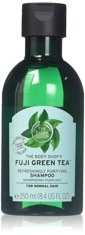 The Body Shop Fuji Green Tea Refreshingly Purifying Hair Shampoo - 250ml
