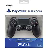 Dualshock Wireless Controller for Playstation 4 | Professional usb PS4 Wireless Gamepad for PlayStation 4/PS4 Slim/PS4 Pro by SS Agency - (Black)