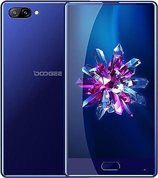 Moviles Libres Baratos, DOOGEE MIX Smartphone Libre,4G Android 7.0 ...