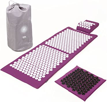 Kit D Acupression Vital Xl Deluxe Soft Tapis Xl Coussin