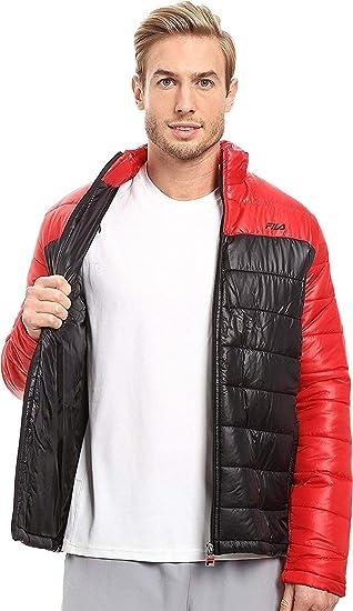 Amazon.com: Fila de los hombres Dynamic chamarra, XL: Clothing