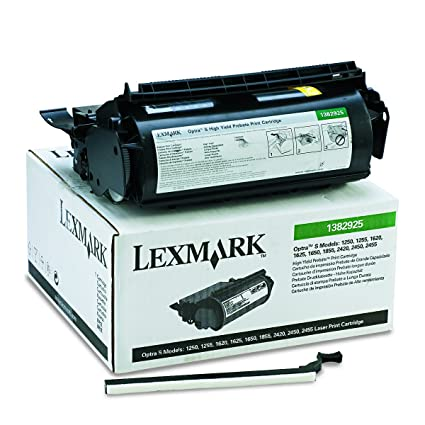 LEXMARK OPTRA S 1625 PRINTER DRIVERS UPDATE