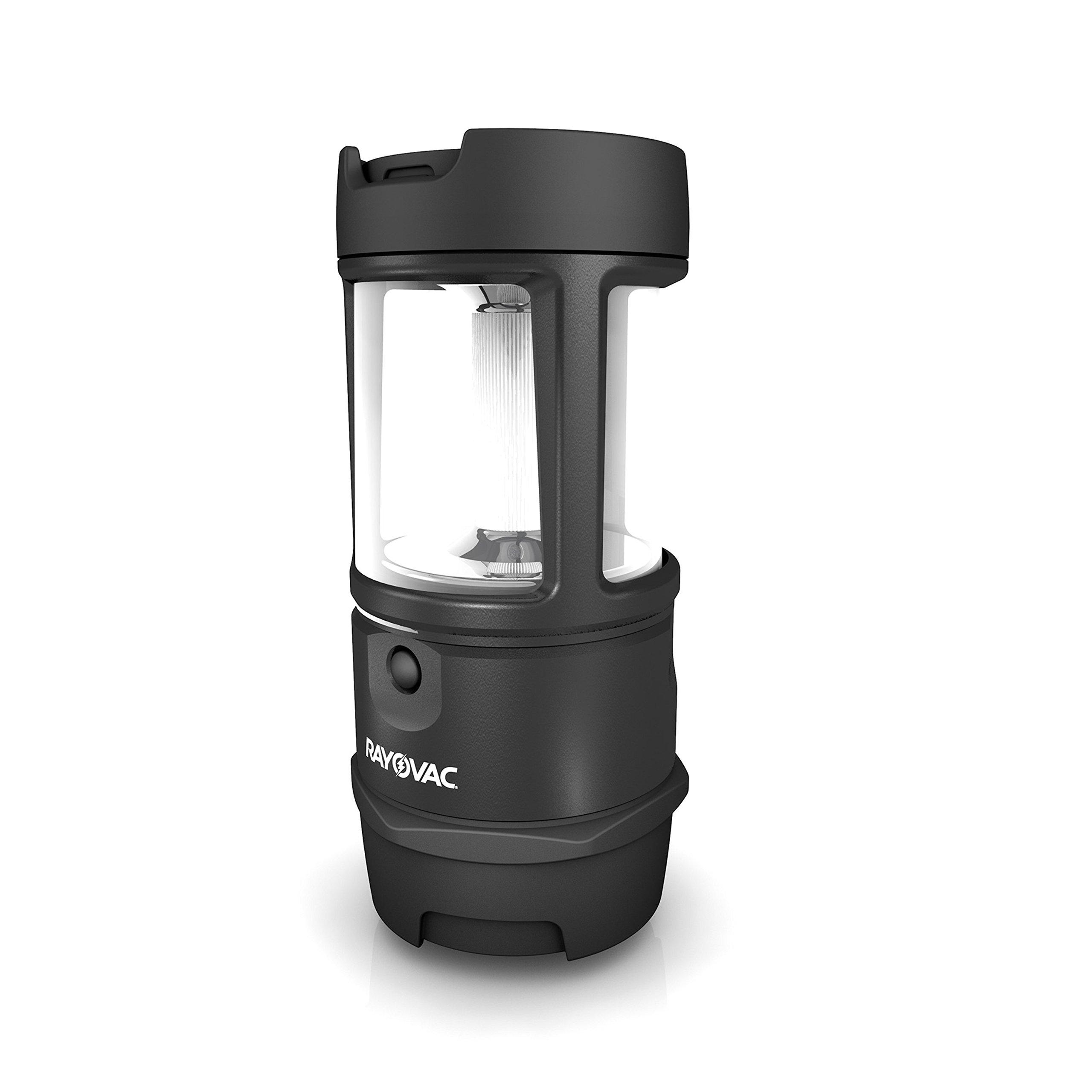 RAYOVAC 3D LED Indestructible Lantern with Battery, DIYLN3D-BA